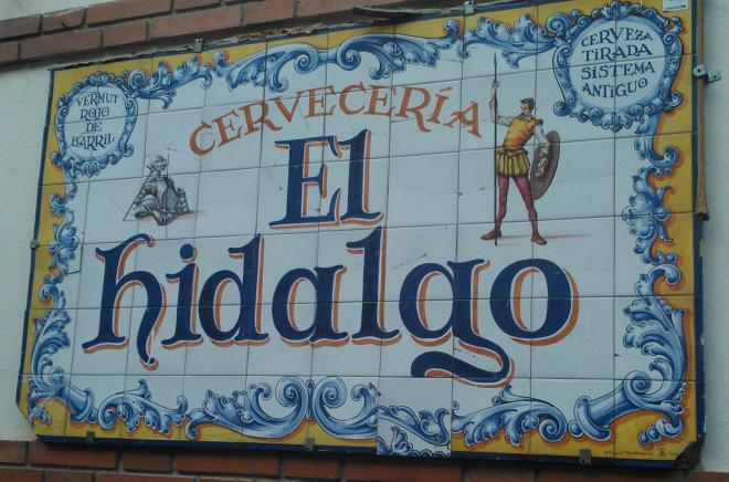 El Hidalgo - Cervecería